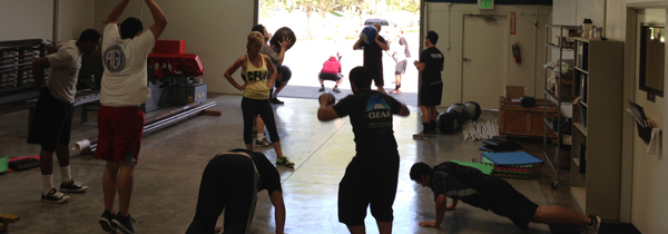 Intra Aerospace Corporate Wellness with CrossFit La Verne